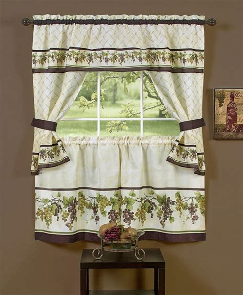kitchen curtains and valances ideas a bunch of inspiring kitchen curtains ideas for getting