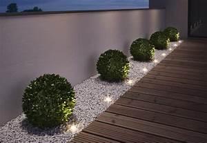 Klein led spots quotnoxlite garden spotquot von osram bild 24 for Katzennetz balkon mit osram noxlite garden spot
