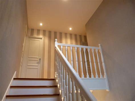 chambre avec lambris anthracite déco rénovation d 39 escalier