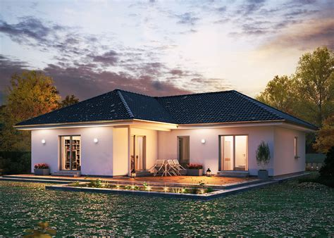 Bungalow Häuser Kaufen by Comfortstyle 13 01 W Bungalow Fertighaus Bauen Mit Massa