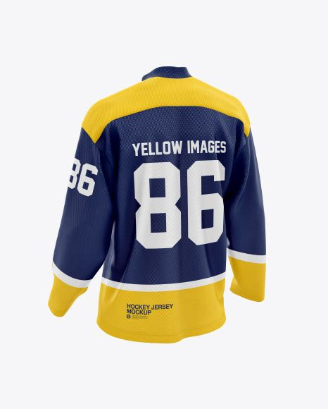 Your resource to discover and connect with designers worldwide. Mens Hockey Jersey Jersey Mockup PSD File 113.33 MB