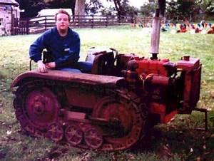 Bristol Crawler Tractors