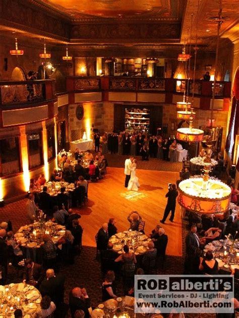 society room  hartford ct wedding event lighting
