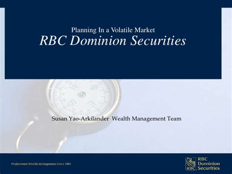 rbc wealth management financial estate planning jan 28 2010 brunch presentation