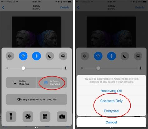 airdrop music from iphone to iphone 3 ways to transfer music from iphone to iphone 8 x xs plus Airdr
