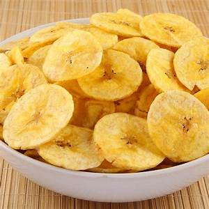 Banana Chips Recipe: How to Make Banana Chips