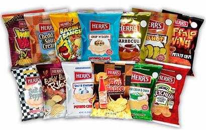 Chips Herr Potato Herrs Chip Brands Snacks