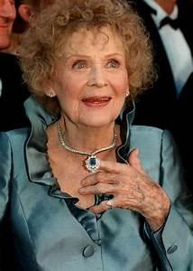 On The Manifold Other Accomplishments Of 'Titanic' Actress Gloria Stuart : Monkey See : NPR