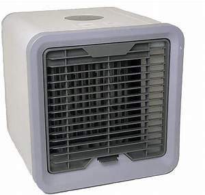 Desktop Personal Space Air Conditioner Mini Cool Portable