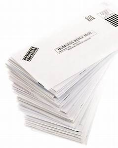 Post office advantage for Mailing bulk letters