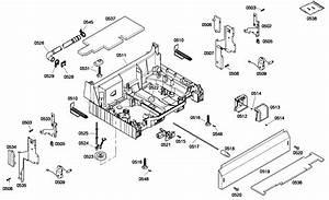 Wiring Diagram  34 Bosch Dishwasher Parts Diagram