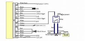 Wiring Diagram Of Central Locking System U2019s Relay U00ef U00bc U0161