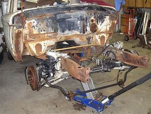 Crown Vic Front Suspension On 65 F100