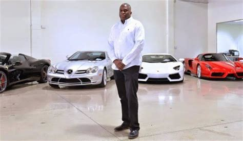 """Frenchman ettore bugatti founded the company in 1909 and built some of the most legendary performance and touring cars ever. Meet Obi """"Dr Bugatti"""" Okeke, the Nigerian who's Floyd Mayweather's premier car dealer (Photos)"""