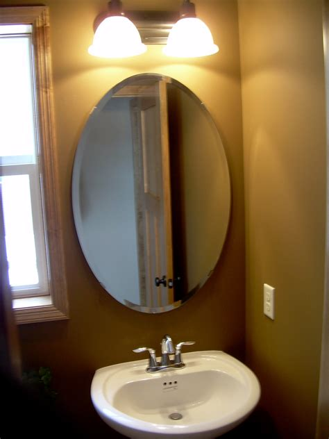 Framed Oval Bathroom Mirror by 15 White Oval Bathroom Mirror Mirror Ideas