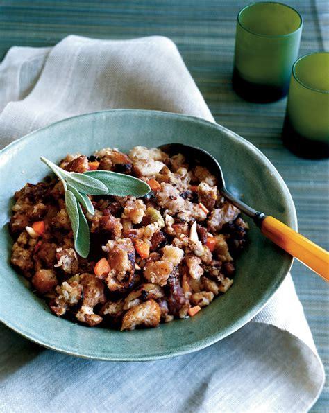 cuisine farce farce de porc noix sauge et oignons