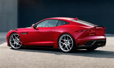 Jaguar Confirms F-type Coupe Rs And Rs Gt, Rendering