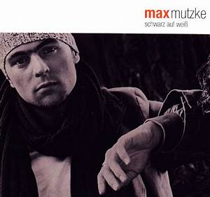 Schwarz Auf Weiß Lied : max mutzke schwarz auf wei cd apesound ~ Orissabook.com Haus und Dekorationen