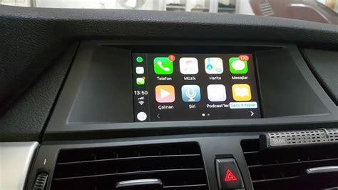 E71 Apple Carplay