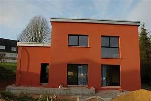 peinture facade exterieure ocre 20171014203127 tiawukcom With nice couleur facade maison moderne 1 ravalement de facade nettoyage de toiture 34 et 11