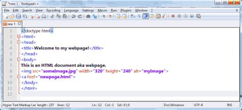 how to minify html with notepad 171 eastfist chongchen