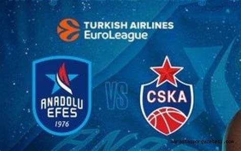 Cska moskova galibiyeti sonrası koç ergin ataman'dan açıklama! Efes - CSKA Moskova maçı canlı izle - Maç ekranı - Kahramanmaraş'ın Spor Haber Sitesi