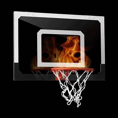 Hoop Flame Jam Basketball Ball Fluid Lighter