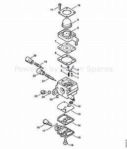 Stihl Ms 170 Throttle Linkage Diagram