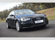 Audi A6 30 TDI Quattro Best Large Car over $60,000 Au