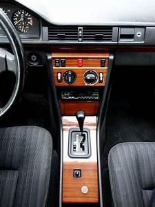Mercedes W124 Interieur