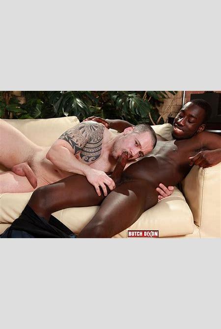 Drew Kingston's huge 9 inch black dick fucks Russ Magnus' tight white hole ⋆ Naked Men Sex Pics