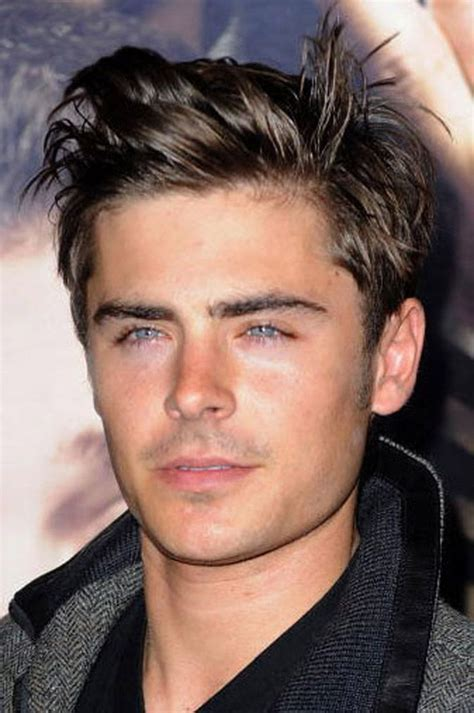 hairstyles for men with thick poofy hair hair young