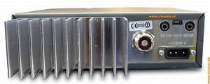 Cbradio Nl  Pictures  Manuals And Specifications Of The Cre Export Radios