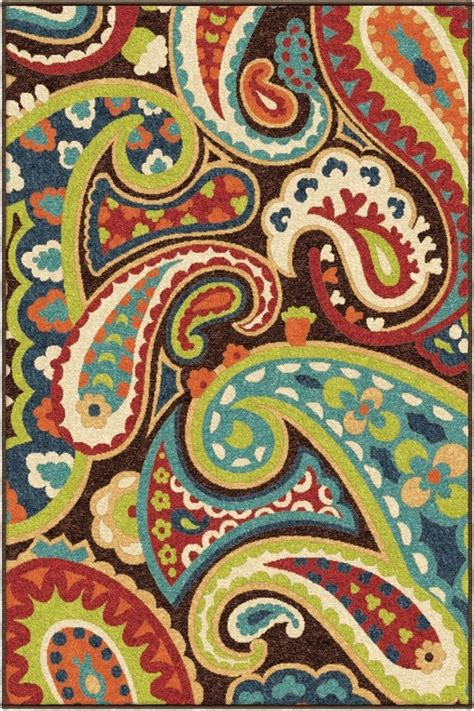 Paisley Rugs Sale by Orian Rugs Veranda Paisley Rugs Rugs Direct