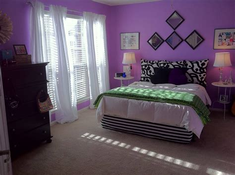 Blue And Purple Bedroom Cermg  Fresh Bedrooms Decor Ideas