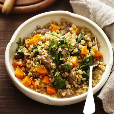 In the british isles1 it is a bread which dates back to the a loaf of barley bread features in a dream mentioned in judges 7:13: Irish lamb and barley stew | Healthy Recipe | WW Australia