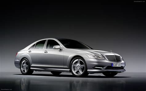 Mercedes Class by 2010 Mercedes S Class Amg Sports Package Widescreen