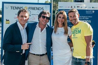 Torneo Italico Domani Foro Tennis Roma Celebrities