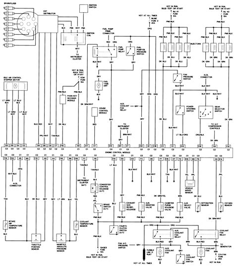 1991 Jeep Fuel Injection Wiring Diagram by Chevy Throttle Wiring Diagram Wiring Diagram Database