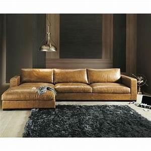 Couchbezug Für Eckcouch : 30 ideen f r eckcouch aus leder sofas mit und ohne schlaffunktion braune teppiche eckcouch ~ Indierocktalk.com Haus und Dekorationen