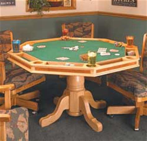 octagon game table plans diy chatroom home improvement forum building custom