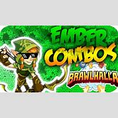 Ember Combos Brawlhalla | Best | Free |