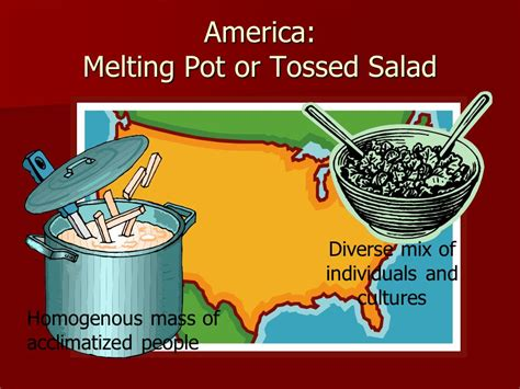 melting pot in america dallas l usu extension ppt
