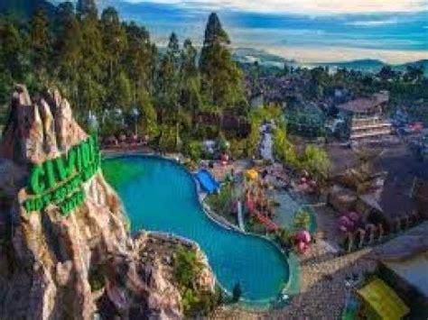 waterboom hotel ciwidey valley hot spring water lokasi