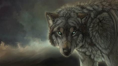 Wallpaper Anime Wolf - cool anime wolf wallpapers 56 images