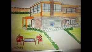 Dessin Intérieur Maison : dessin de l 39 interieur d 39 une maison youtube ~ Preciouscoupons.com Idées de Décoration
