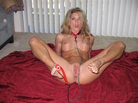Instantfap Milf Blonde Bondage Take Her For A Walk