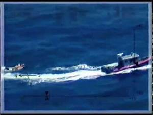 Coast Guard Boat Chase! | FunnyCat.TV