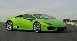2016 Lamborghini Huracan LP580-2 Review: Track Test ...  Lamborghini