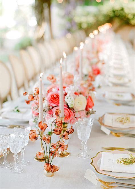 spring wedding centerpieces  love martha stewart weddings